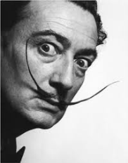 """I don't do drugs. I am drugs"" - Salvador Dali"